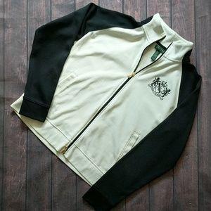 Lauren Ralph Lauren | Black and White Jacket